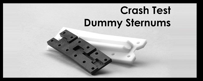 Crash Test Dummy Sternums