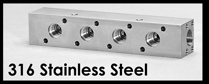 316 Stainless Steel